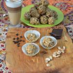 Owsiane kulki z nasionami chia