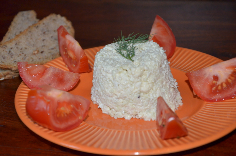 Sałatka z kalafiora