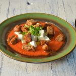 Gazpacho – hiszpański chłodnik z pomidorów
