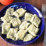 Zielone kluski z bobu