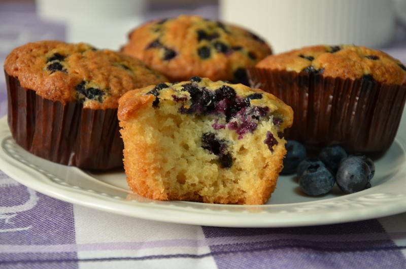 muffinki z jagodami 2