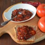Waniliowy dżem pomidorowy