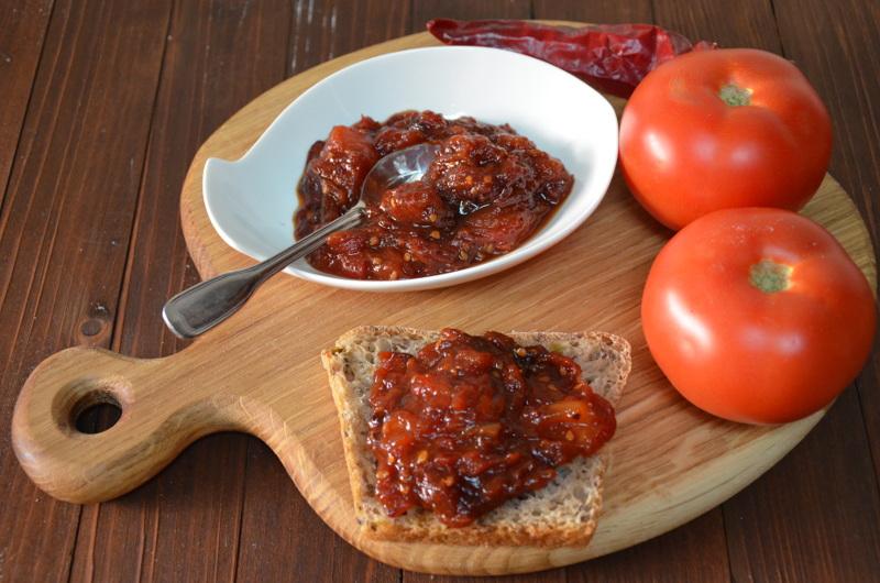 dzem z pomidorów