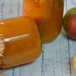Dżem dyniowo jabłkowy