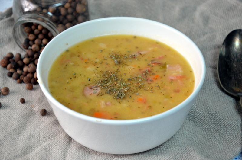 Zupa Krem Grochowa Grochowka Przepisy Na Dania Obiadowe Ciasta