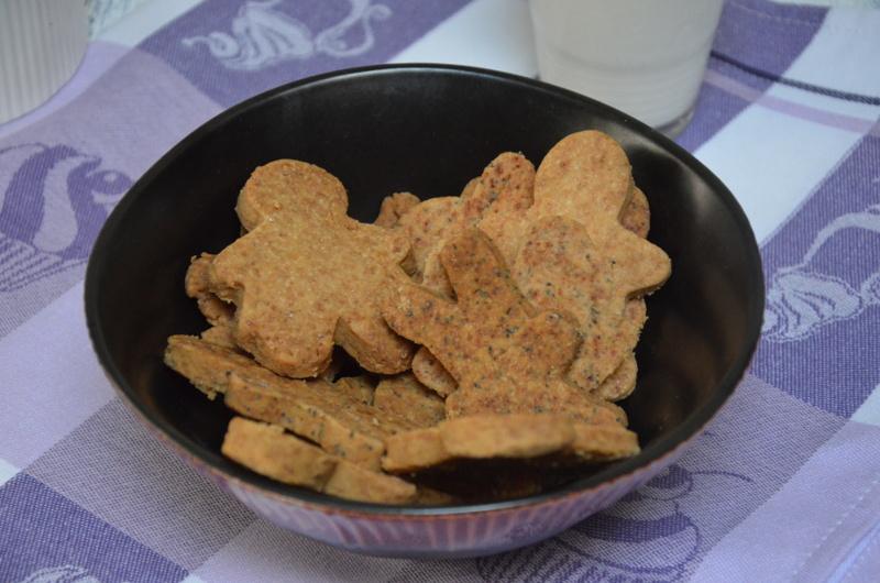 ciasteczka liguryjskie z mąką pełnoziarnistą