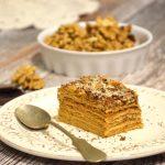 Marlenka – ormiańskie ciasto miodowe