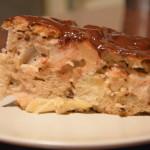 Jesienne ciasto wiewiórka