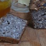 Chleb pszenny z płatkami owsianymi – górski