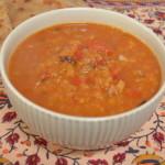 Zupa z soczewicy czerwonej – zupa dahl