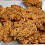 Chrupiące kąski z kurczaka