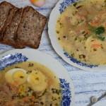 Żurek vs barszcz biały, czyli co jemy w Wielkanoc + przepis