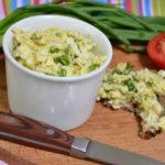 Pasta Jajeczna w wersji fit (bez majonezu)