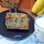 Ciasto cukiniowo-bananowe