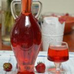 Nalewka truskawkowa – rosolio di fragole