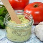 Dietetyczna pasta brokułowa (również low-carb)