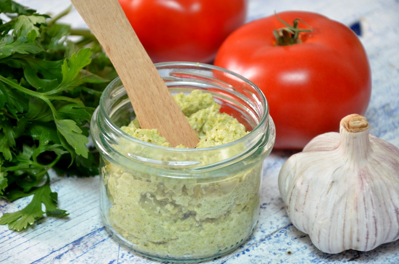 pasta brokulowa