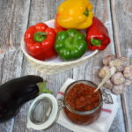 Pindżur – pasta z pomidorów, bakłażana i papryki