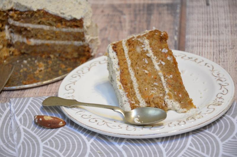 ciasto z marchewki