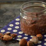 Domowy krem z orzechów laskowych a'la Nutella