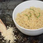 Komosa ryżowa – quinoa jak gotowaćoraz własciwości