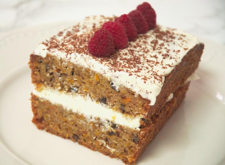 Proste ciasto marchewkowe, marchewkowiec bez miksera
