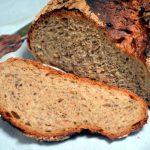 Pyszny chleb pszenny wiejski