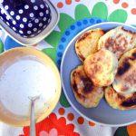 Moskole – placuszki z ziemniaków