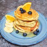 Puszyste i proste pancakes, pankejki
