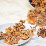 Ciastka bez cukru – ciastka twarogowe z ziarenkami