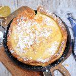 Dutch baby – zapiekany omlet, naleśnik