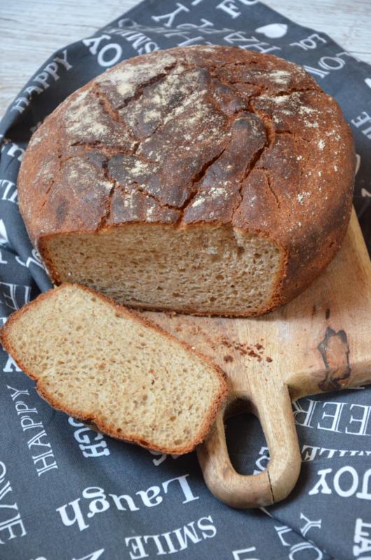 chleb szwarcwaldzki