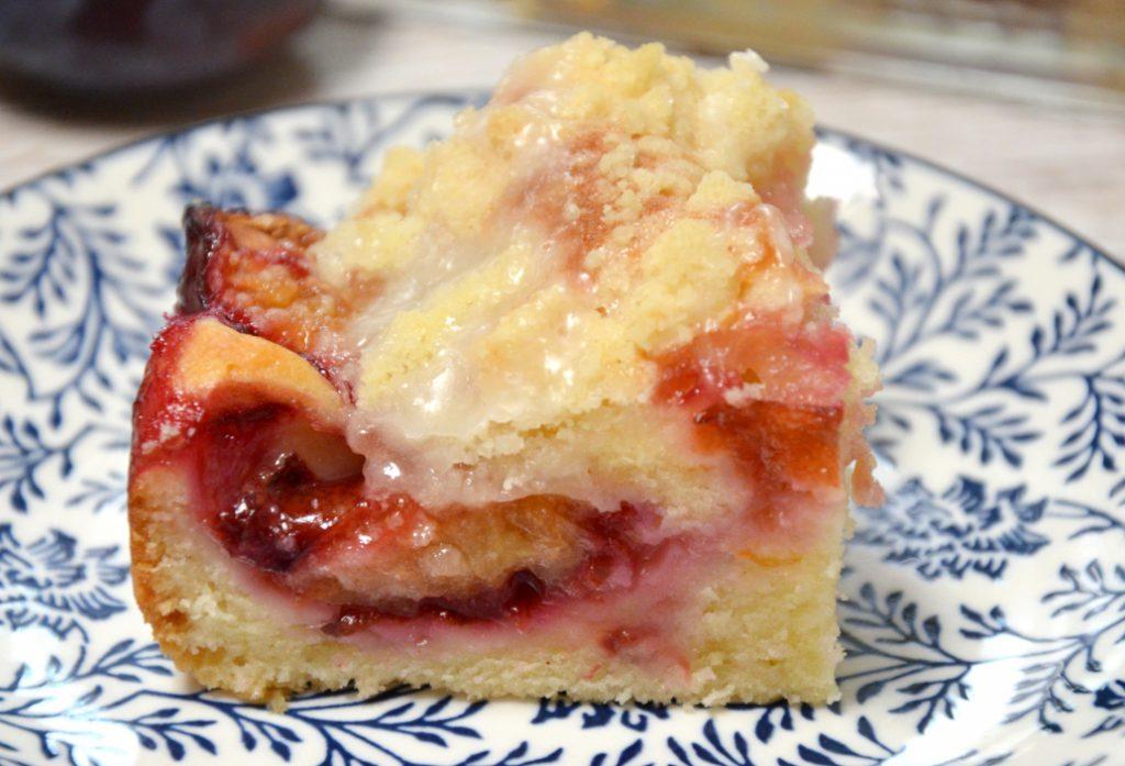 ciasto śliwkowe bez drożdży