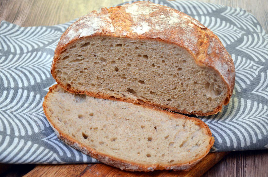 chleb pszenno orkiszowy