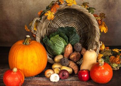 przepisy na jesień
